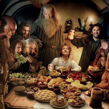 hobbits food